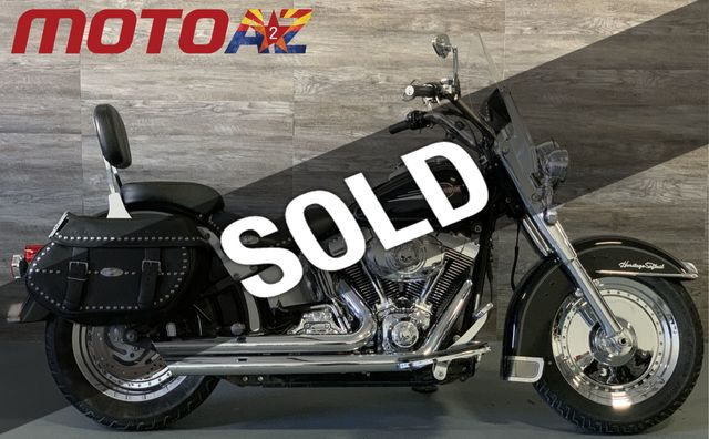 2007 Used Harley-Davidson FLSTC Heritage Softail Classic EXCELLENT  CONDITION at Moto A2Z Serving Mesa, AZ, IID 19050521