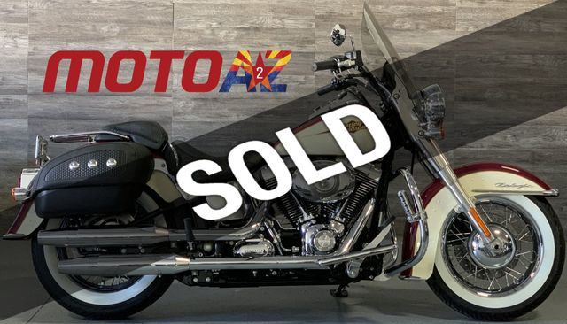 Harley Davidson Deluxe >> 2007 Used Harley Davidson Flstn Softail Deluxe Low Miles At Moto A2z Serving Mesa Az Iid 19517283