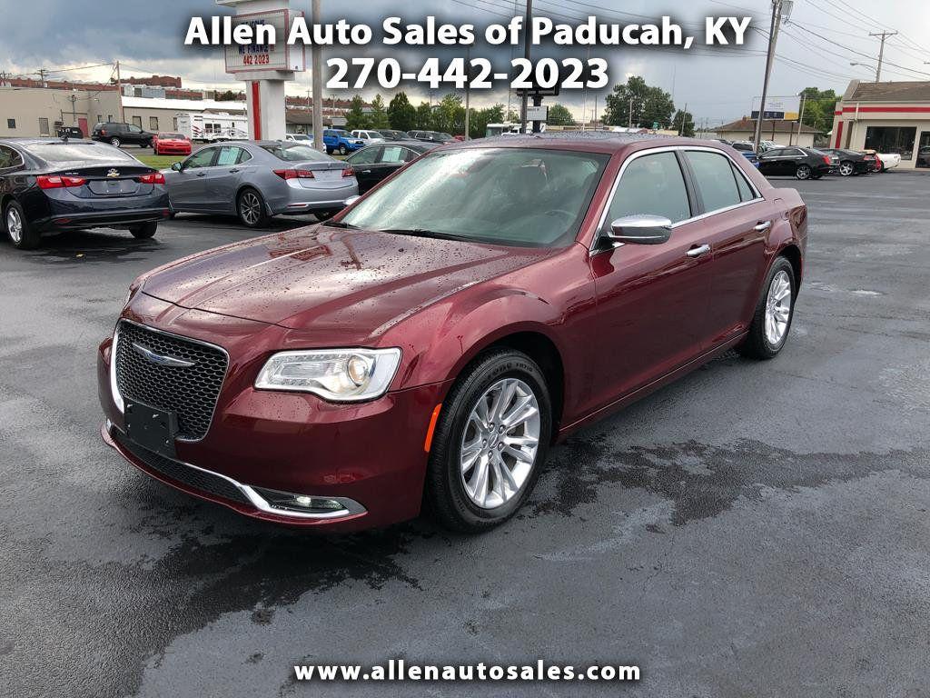 Allen Auto Sales >> 2017 Used Chrysler 300 300c Rwd At Allen Auto Sales Serving