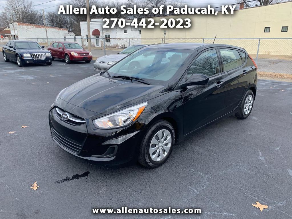 Allen Auto Sales >> 2017 Used Hyundai Accent Se Hatchback Automatic At Allen