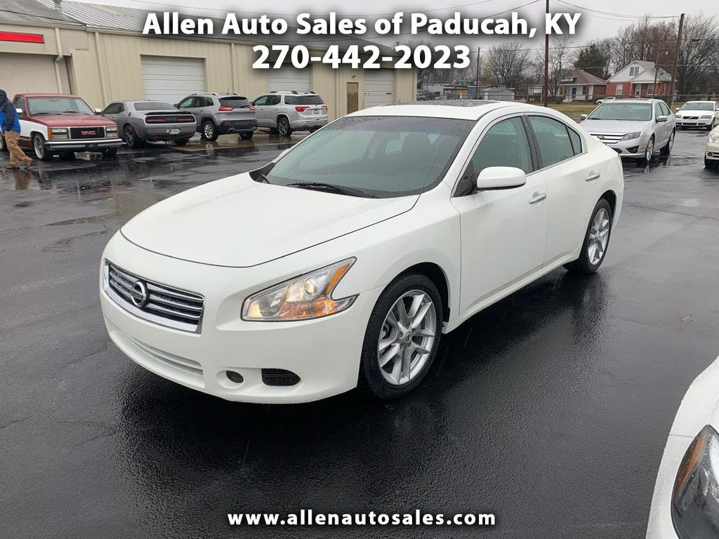 Allen Auto Sales >> 2014 Used Nissan Maxima 4dr Sedan 3 5 S At Allen Auto Sales