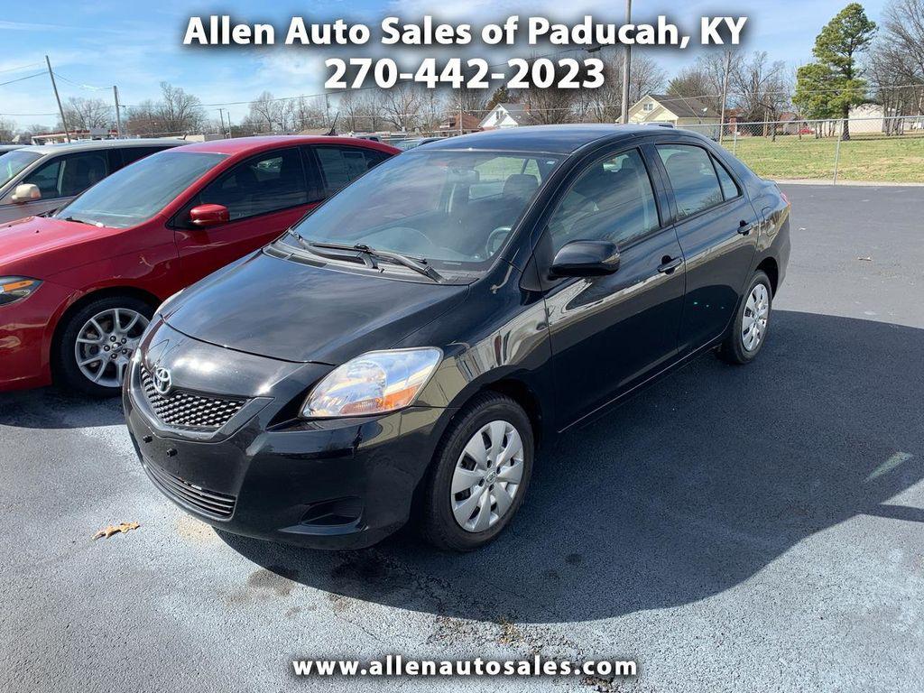 Allen Auto Sales >> 2012 Used Toyota Yaris 4dr Sdn Auto At Allen Auto Sales
