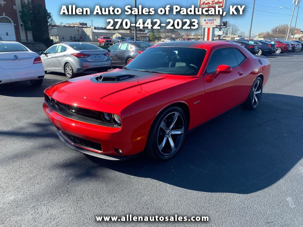 Challenger Shaker For Sale >> 2016 Used Dodge Challenger 2dr Coupe R T Plus Shaker At Allen Auto