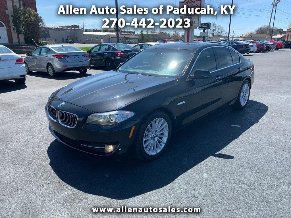 Allen Auto Sales >> 2012 Used Bmw 5 Series 535i At Allen Auto Sales Serving