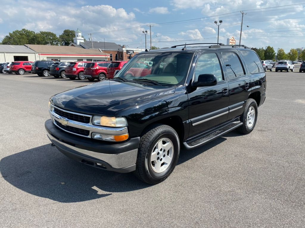 Used Chevy Tahoe >> 2004 Used Chevrolet Tahoe 4dr 1500 4wd Lt At Allen Auto
