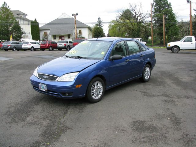 2005 Used Ford Focus Zx4 At Forest Grove Auto Broker Serving Lafayette Or Iid 18900273