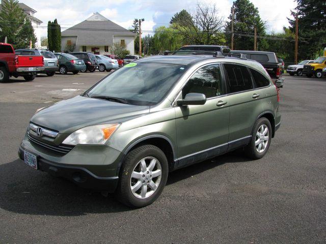 Used Honda Crv >> 2008 Used Honda Cr V 4wd 5dr Ex L At Forest Grove Auto Broker