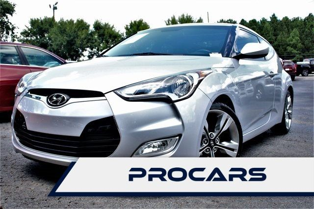 2015 Used Hyundai Veloster 3dr Coupe Manual at Marietta Auto Sales, GA, IID  19161275