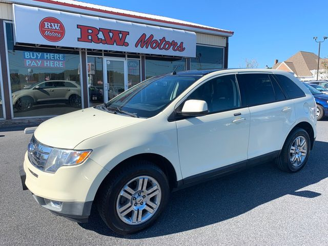 Ford Edge Awd >> 2007 Used Ford Edge Awd 4dr Sel Plus At R W Motors Serving Westover Md Iid 19388673