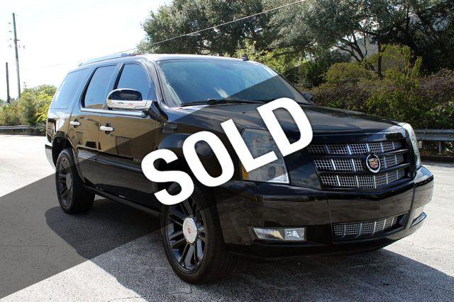 2012 Used Cadillac Escalade 2wd 4dr Premium At Select Motor Car