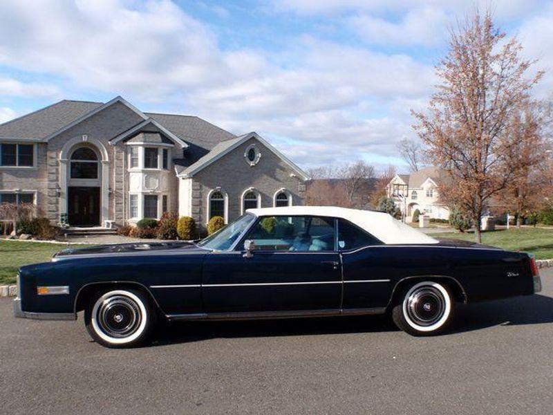1976 Blue Cadillac ELDORADO | Blue 1976 Cadillac Eldorado ...