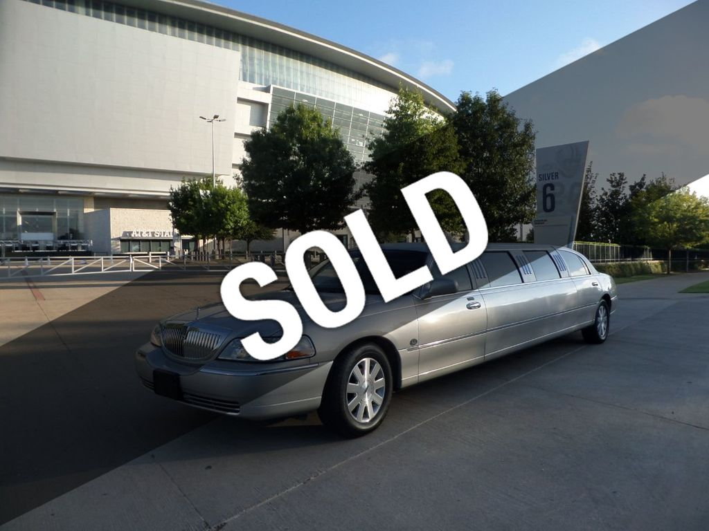 """Dealer Video - 2003 Lincoln Town Car LCW 100"""" 5th Door Used Limousine Used Limo For Sale - 18175379"""
