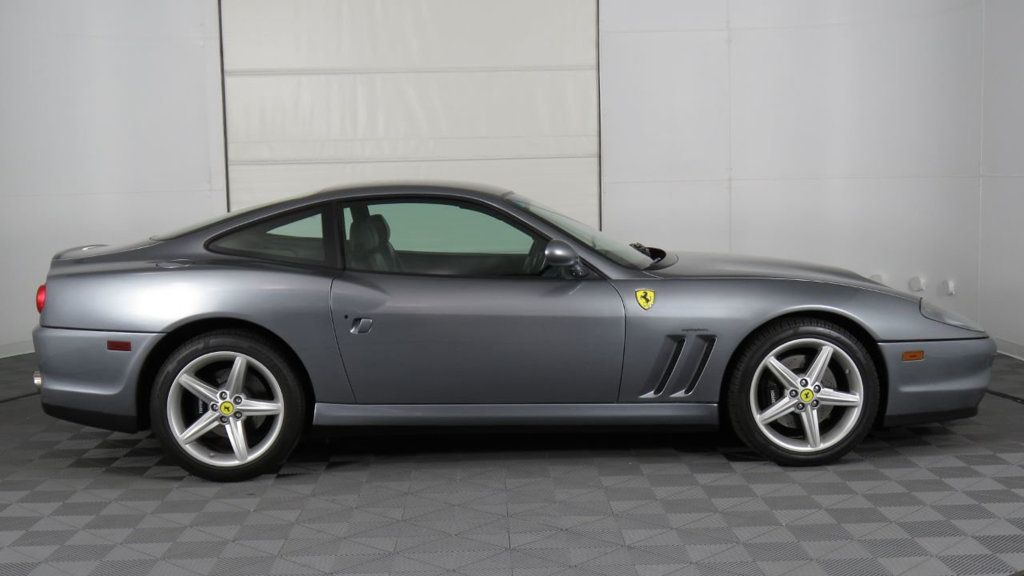Pre-Owned 2004 Ferrari 575M Maranello 2dr Coupe