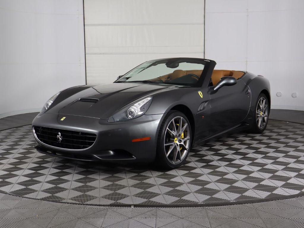 Pre-Owned 2011 Ferrari California 2dr Convertible