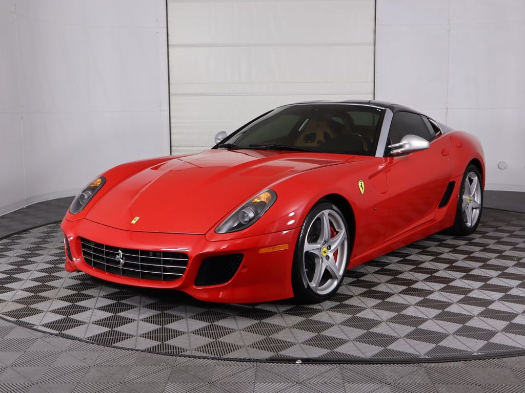 Pre-Owned 2011 Ferrari 599 SA Aperta