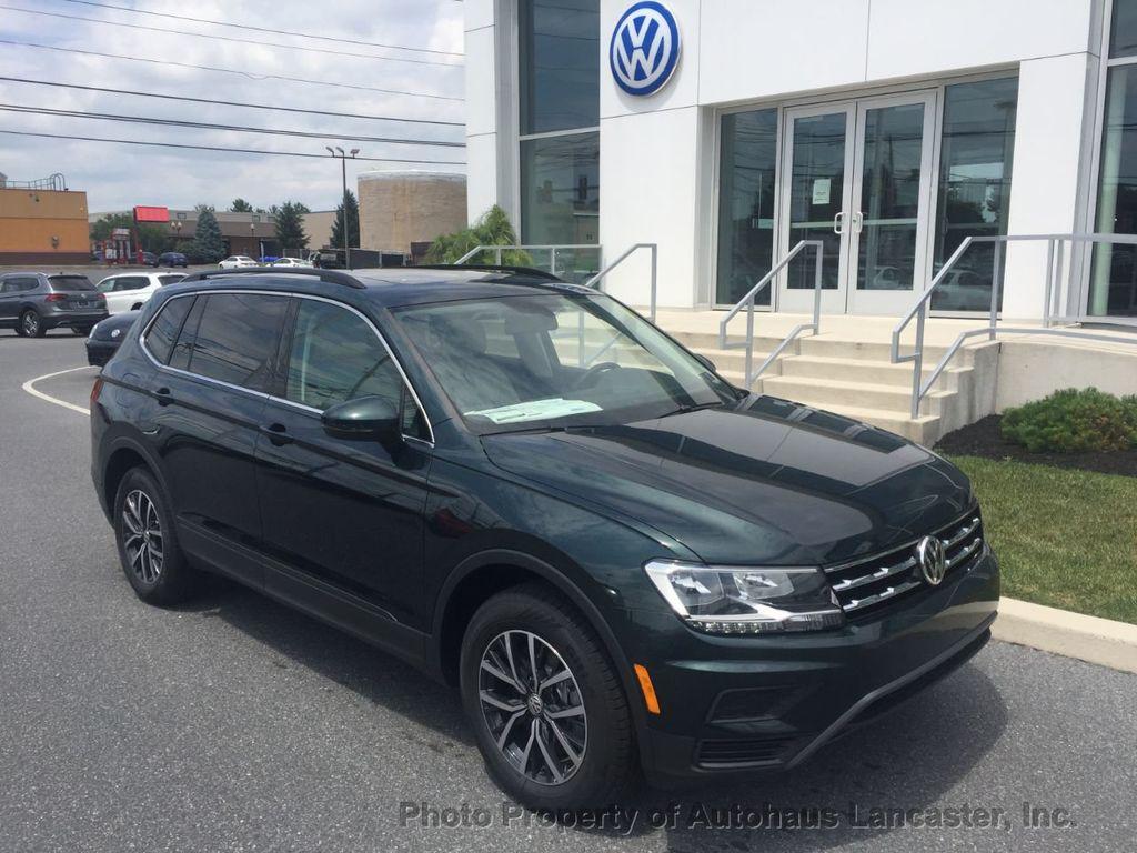 New 2019 Volkswagen Tiguan 2.0T SE 4MOTION