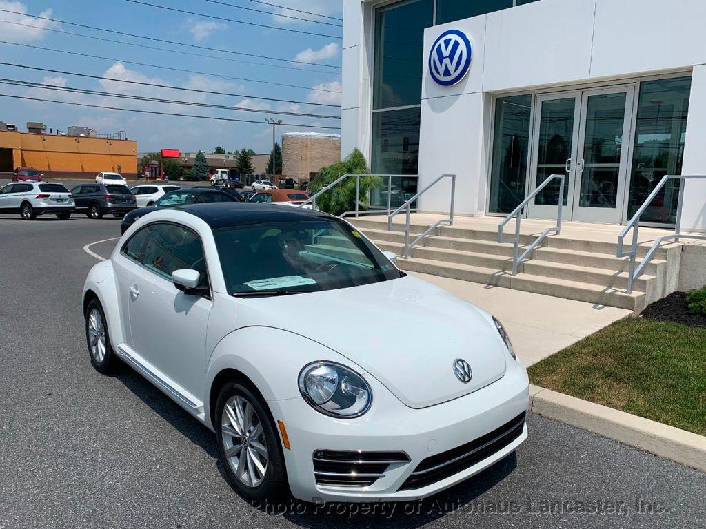 New 2019 Volkswagen Beetle SE Automatic