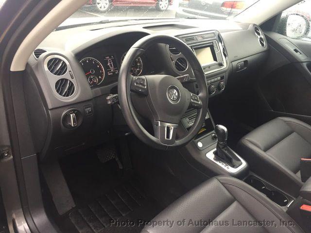 2016 Volkswagen Tiguan 2.0T S w/ 4Motion 4dr Automatic