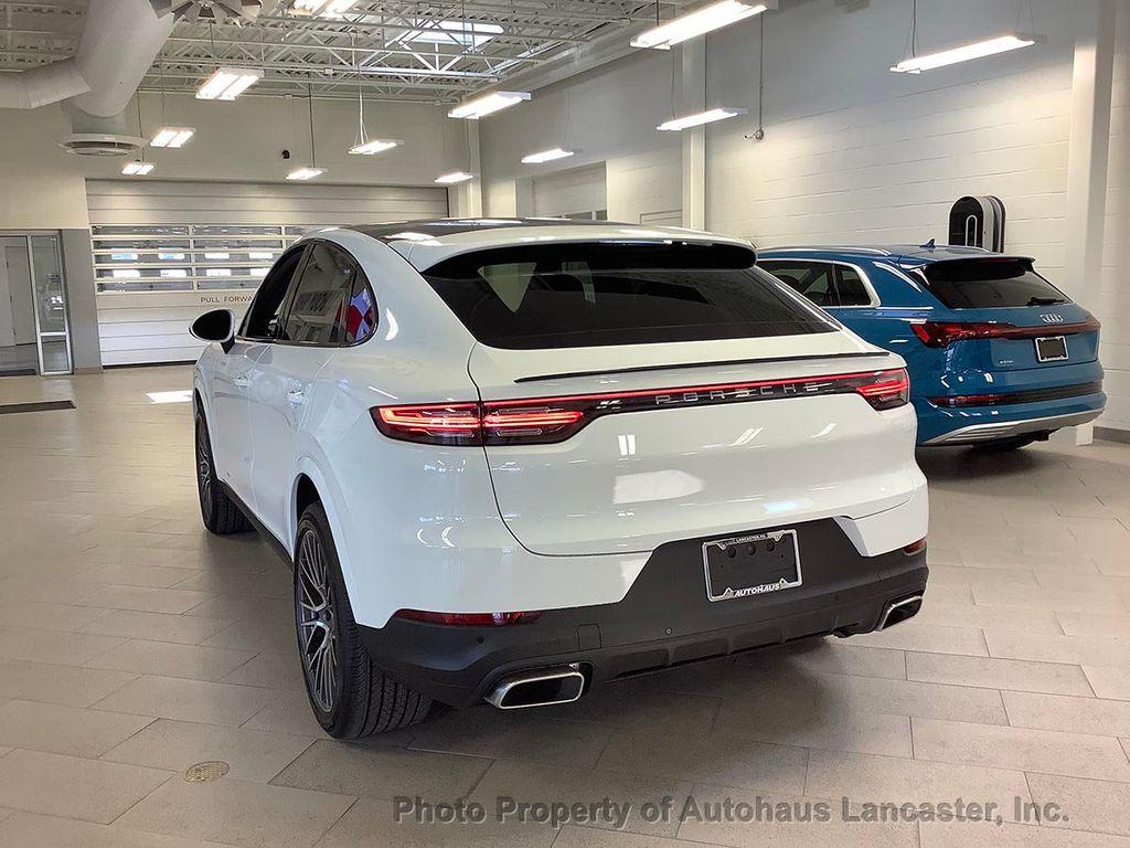 New 2020 Porsche Cayenne Cayenne Coupe