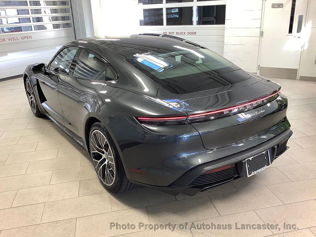 Pre-Owned 2020 Porsche Taycan DEALER DEMO- $165,670 MSRP- Qualifies for new vehicle rates!