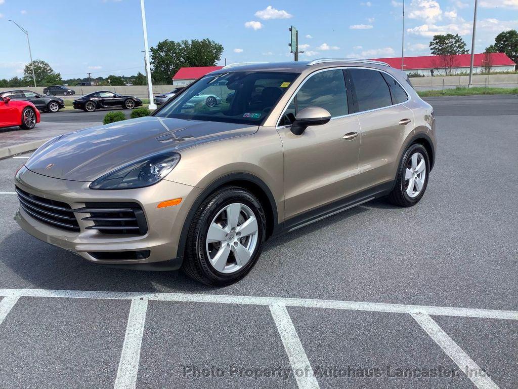 Pre-Owned 2019 Porsche Cayenne Company Demo- Never Titled- Originally $100,340
