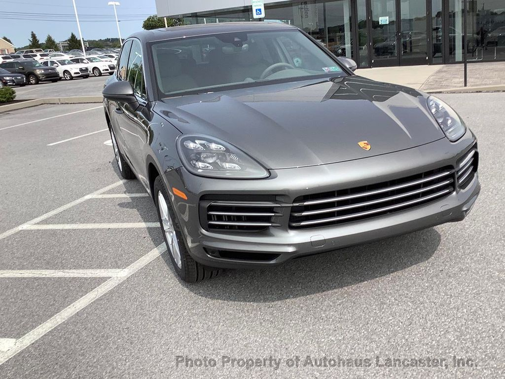 Pre-Owned 2020 Porsche Cayenne Demo- Never Titled- Originally- $84,040