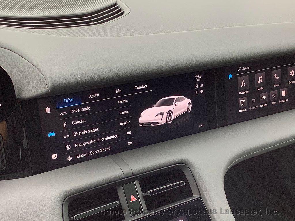 New 2020 Porsche Taycan 4S Sedan