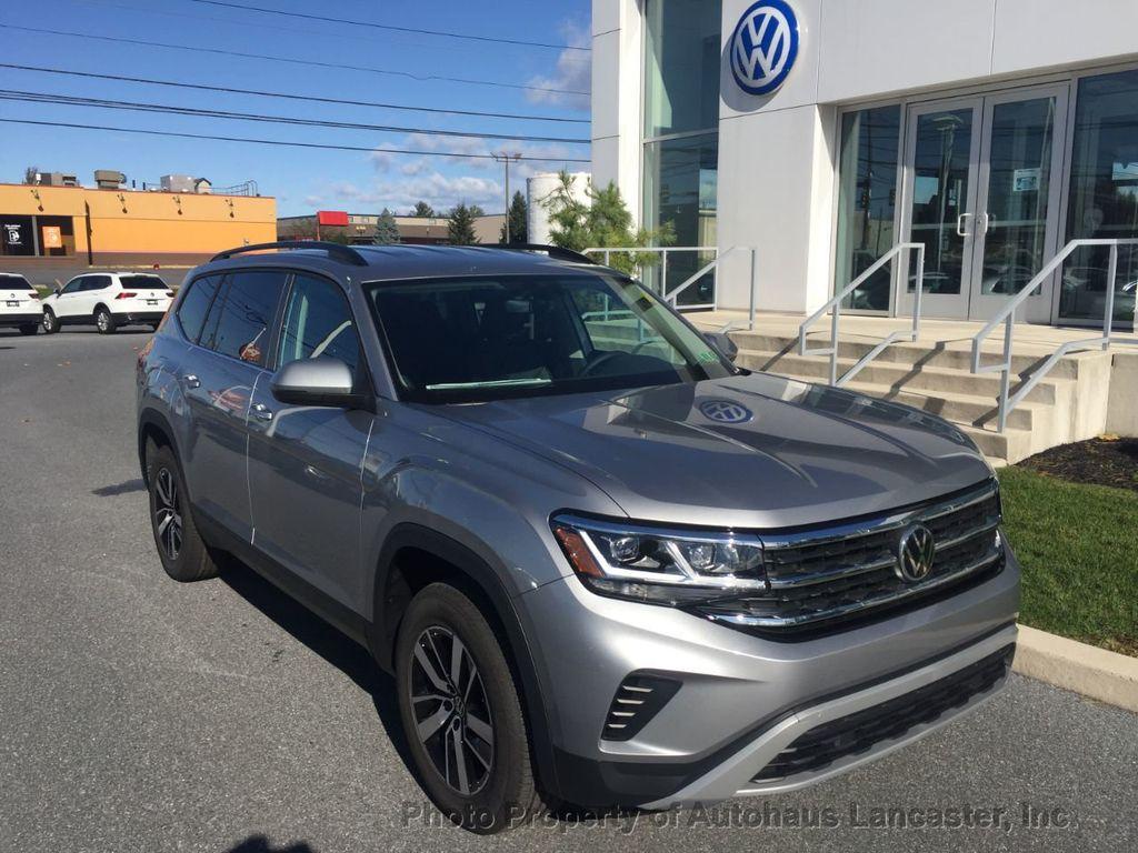 New 2021 Volkswagen Atlas 2.0T SE 4MOTION AWD