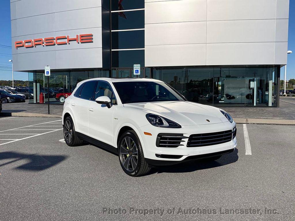New 2020 Porsche Cayenne E-Hybrid AWD