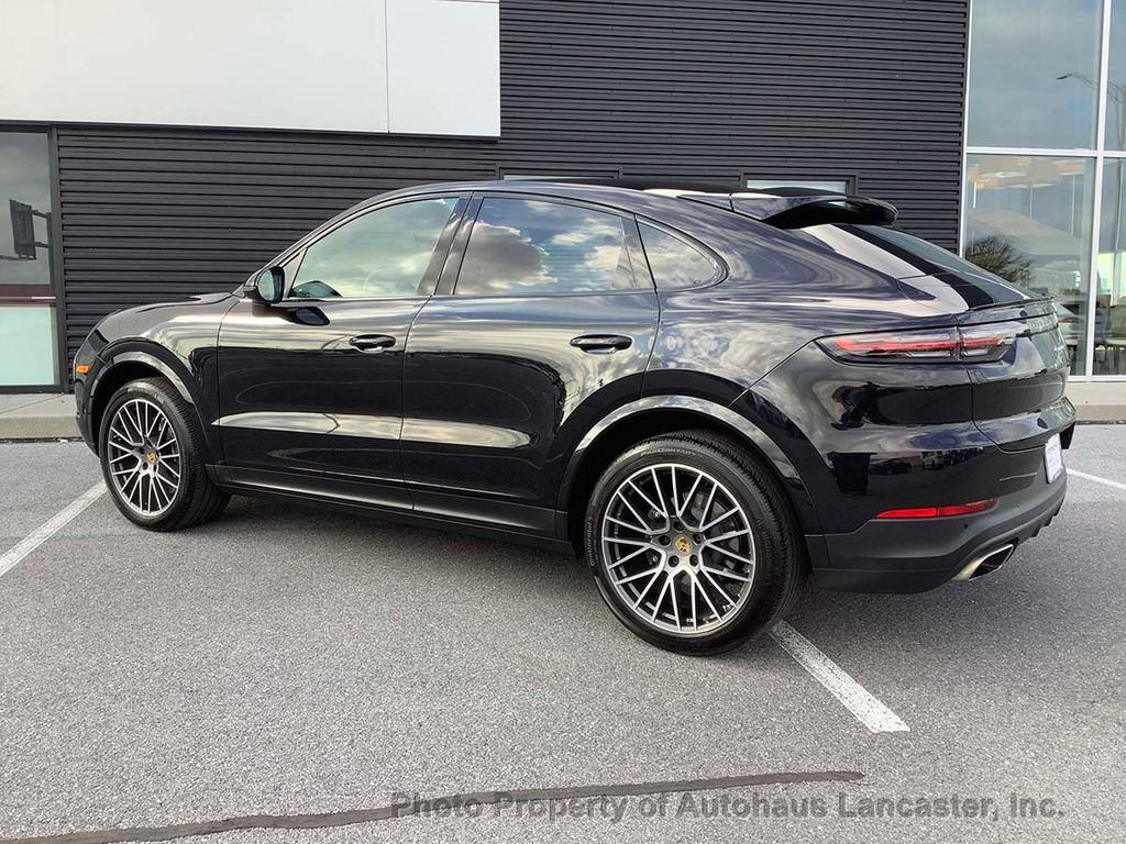 New 2021 Porsche Cayenne Coupe AWD
