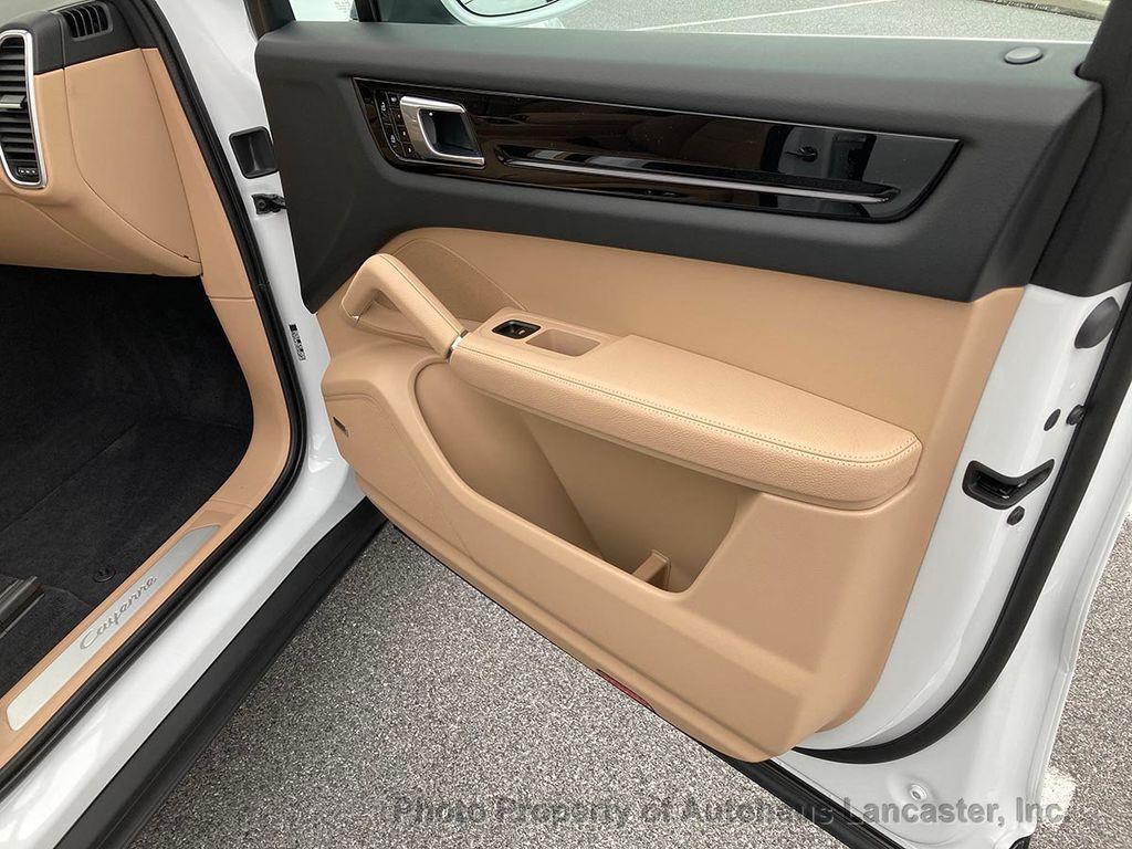 New 2021 Porsche Cayenne AWD