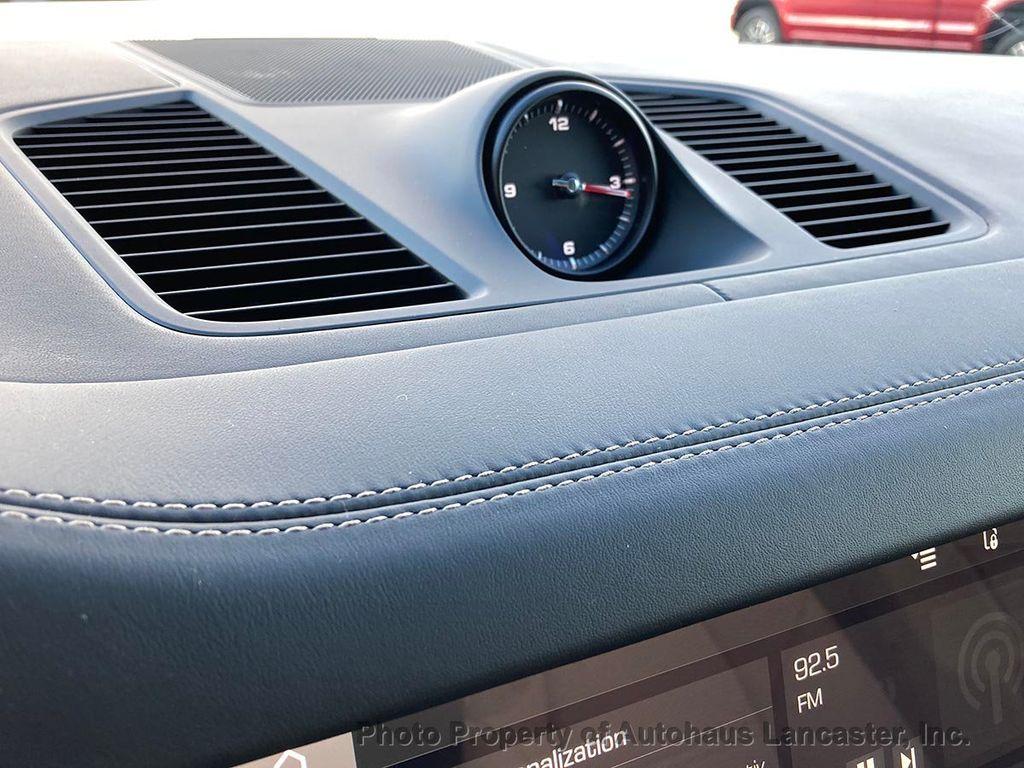 Pre-Owned 2021 Porsche Cayenne Dealer Service Vehicle- Save- Never Titled!
