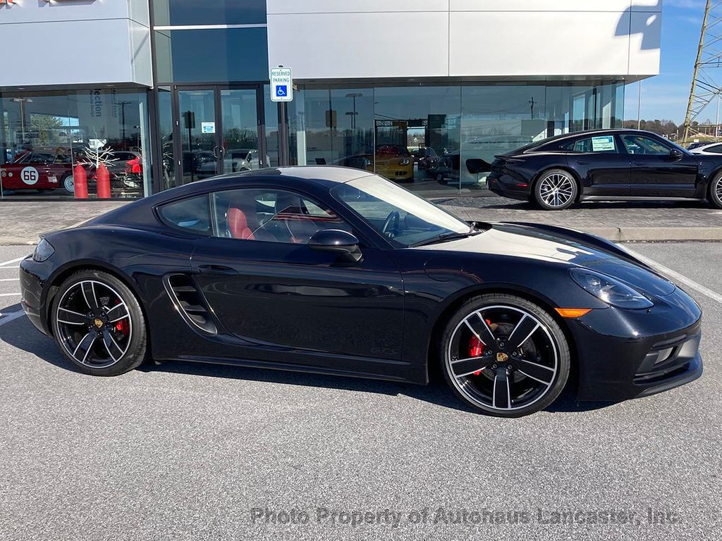 Pre-Owned 2019 Porsche 718 Cayman Demo-Never Titled- $102,500 MSRP
