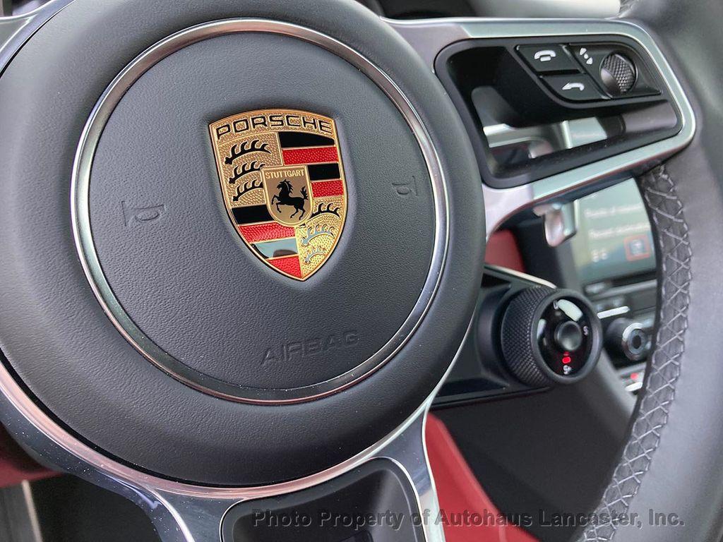 Pre-Owned 2017 Porsche 911 Carrera Coupe