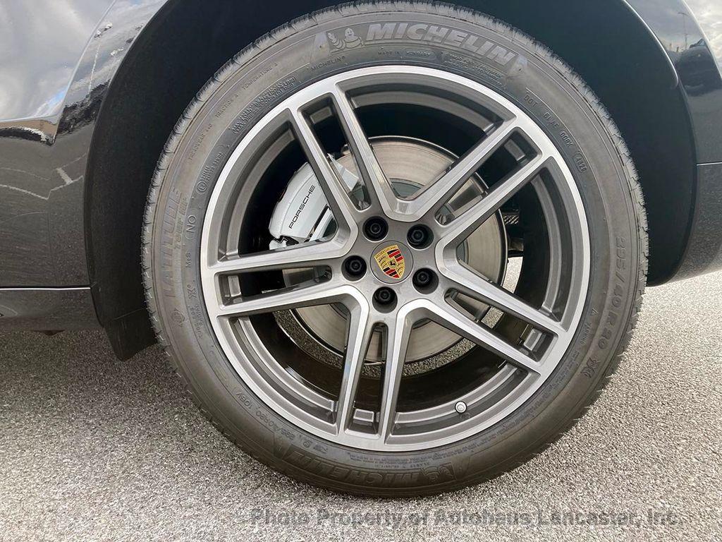 New 2021 Porsche Macan Turbo AWD
