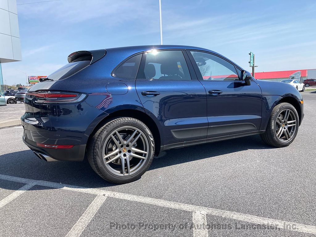 Certified Pre-Owned 2020 Porsche Macan Company Car- Never Titled! Factory Warranty & CPO!!