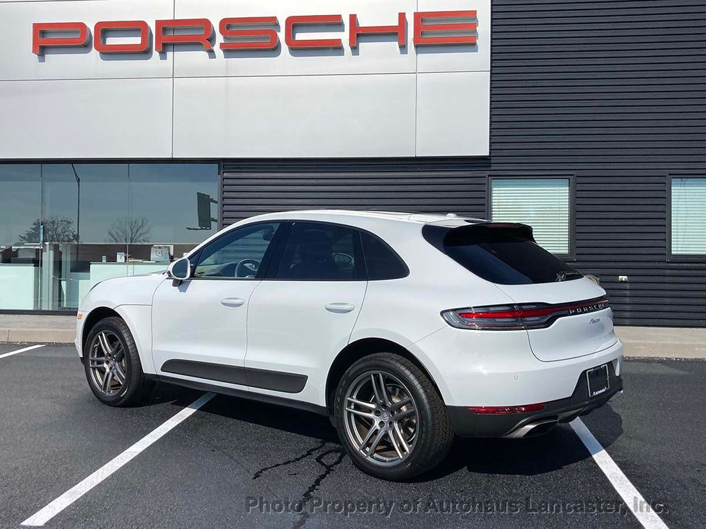 New 2021 Porsche Macan AWD