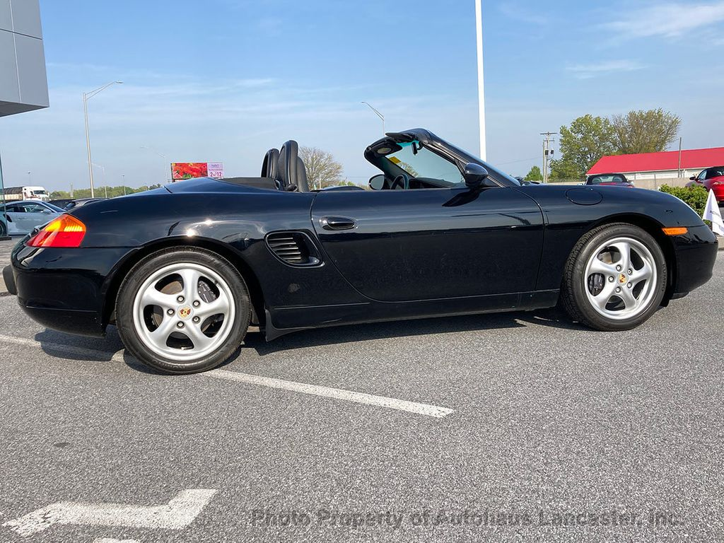 Pre-Owned 1998 Porsche Boxster Low Mileage- 20,336 Miles- ONE OWNER!