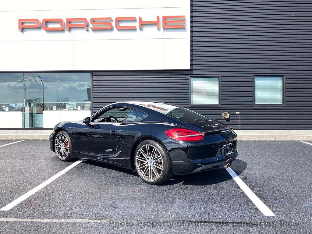 Pre-Owned 2016 Porsche Cayman Only 4761 Miles- Beautiful 2016 Porsche Cayman S!!
