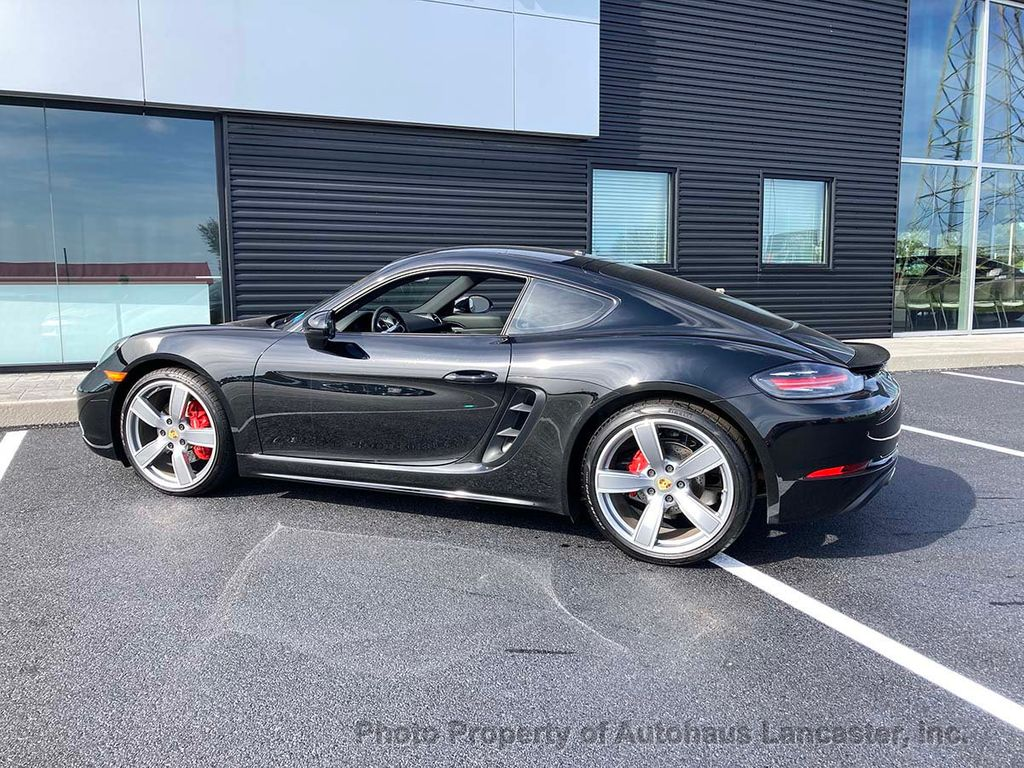 Pre-Owned 2017 Porsche 718 Cayman Existing CPO!! Beautiful- Low Mileage 2 Owner! Cayman S!