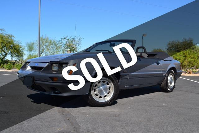 1985 Used Ford Mustang at Distinctive Auto Brokers Serving PHOENIX, AZ, IID  17365358