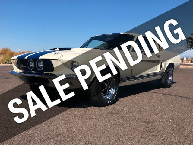 1967 Used Shelby GT500 at Distinctive Auto Brokers Serving PHOENIX, AZ, IID  19186084