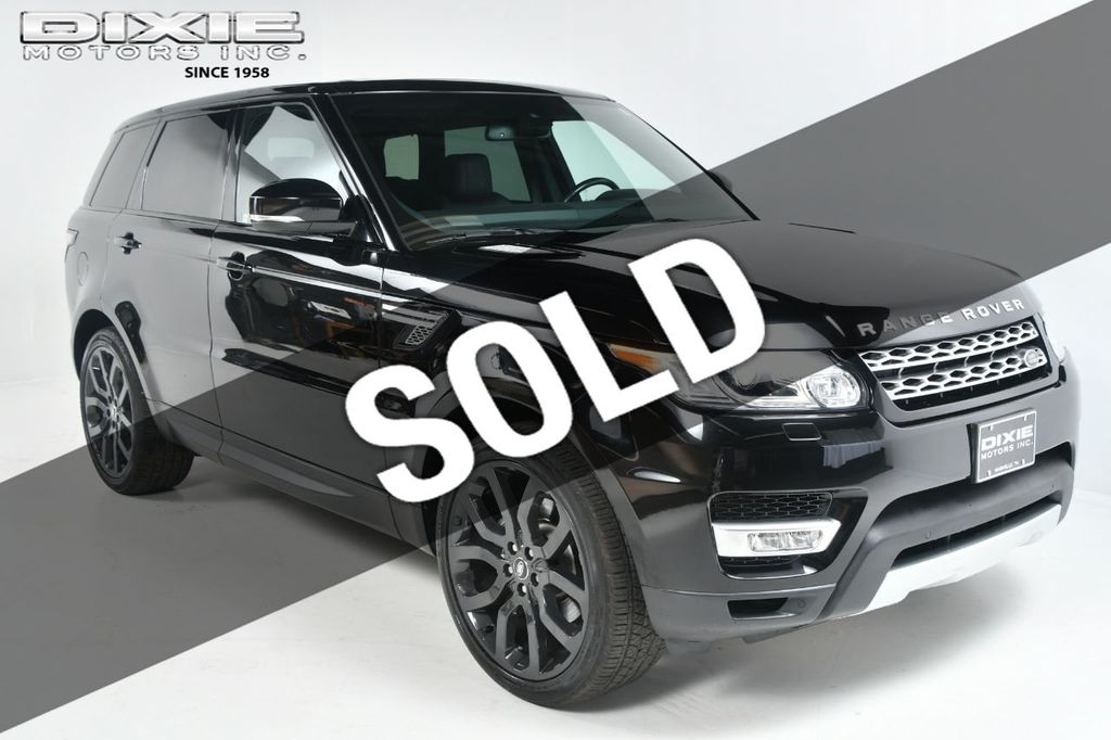 Dealer Video - 2014 Land Rover Range Rover Sport HSE-Navigation-Rear Vision-21 Inch Wheels-Pano Roof - 16867424