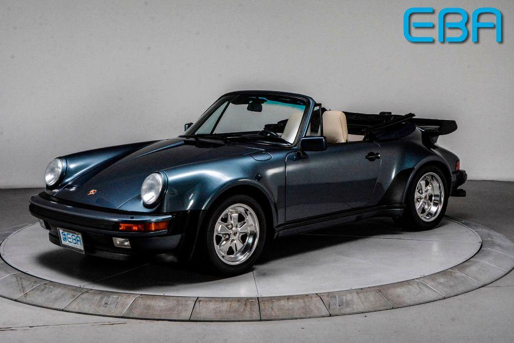1988 Porsche 911 Turbo - 18062288