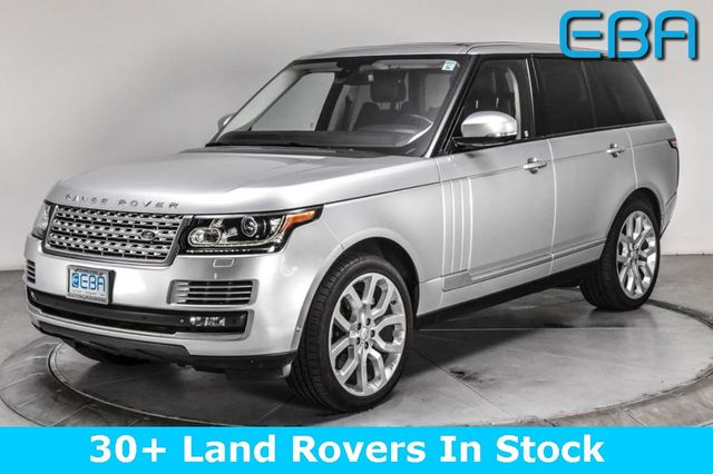 Range Rover Seattle >> 2015 Used Land Rover Range Rover 4wd 4dr Supercharged At Elliott Bay Auto Brokers Serving Seattle Wa Iid 18942388