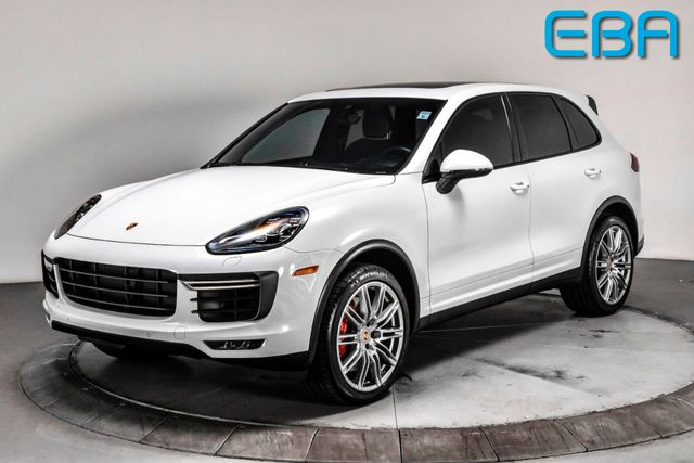 2016 Used Porsche Cayenne AWD 4dr Turbo at Elliott Bay Auto Brokers Serving  Seattle, WA, IID 19237381