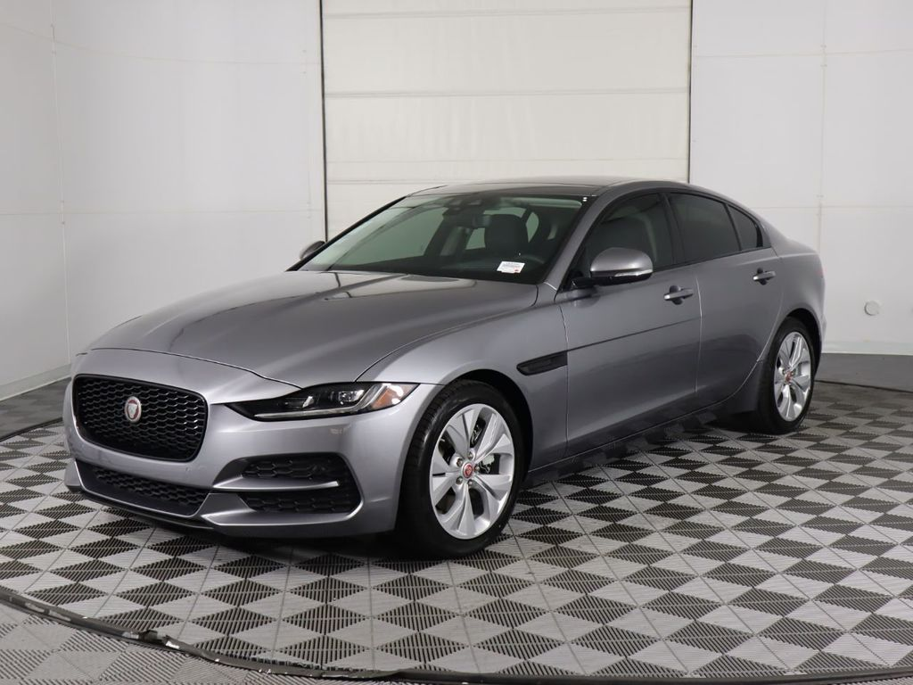 New 2020 Jaguar XE S RWD