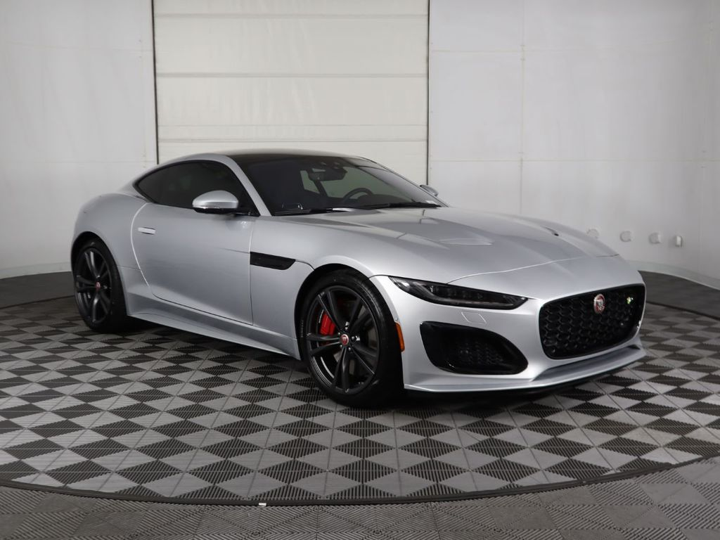 New 2021 Jaguar F-TYPE Coupe Automatic R AWD