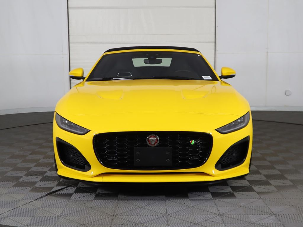 New 2021 Jaguar F-TYPE Convertible Automatic R AWD