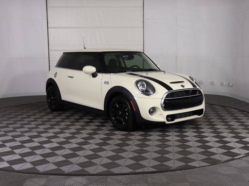New 2021 MINI Cooper S Hardtop 2 Door COURTESY VEHICLE